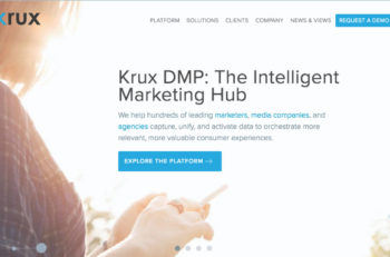 salesforce übernimmt marketing startup krux