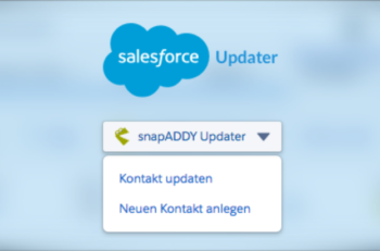 snapaddy-updater-salesforce
