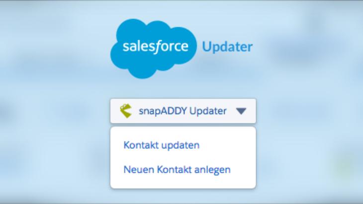 snapaddy-updater-salesforce