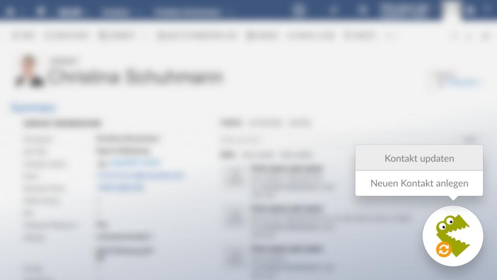 snapAddy Updater Microsoft Dynamics CRM