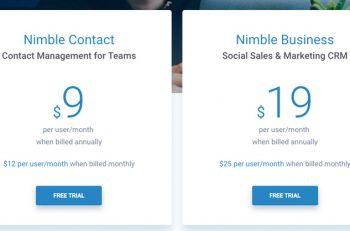 Nimble Contact Plan
