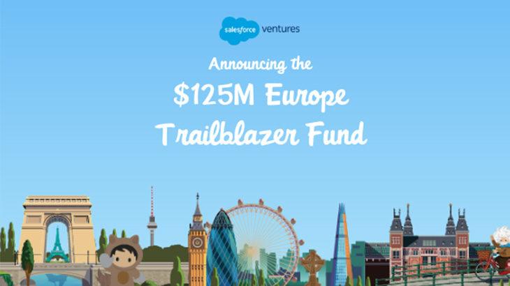 salesforce ventures_europe trailblazer fund_ankündigung
