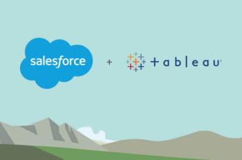 Salesforce Tableau Übernahme Teaserbild